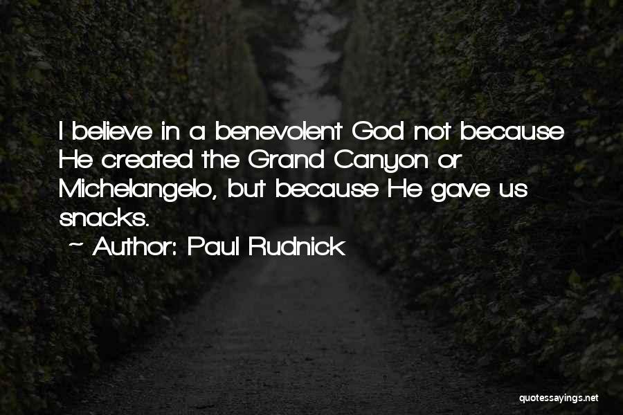 Paul Rudnick Quotes 1669412
