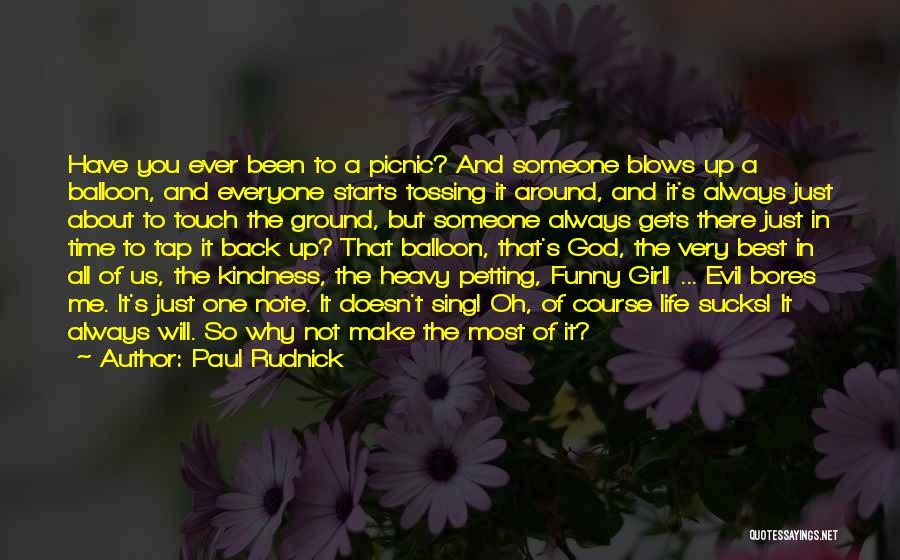 Paul Rudnick Quotes 1915509
