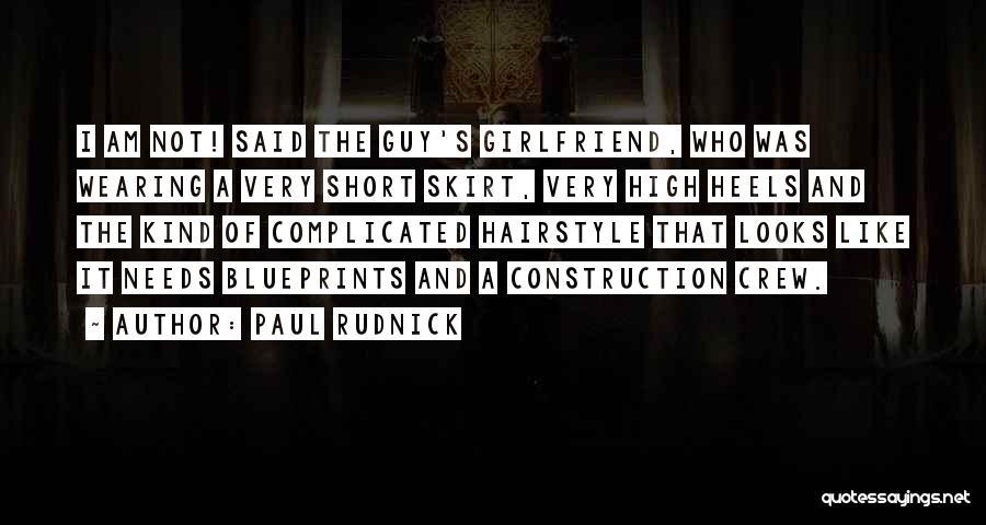 Paul Rudnick Quotes 1994908