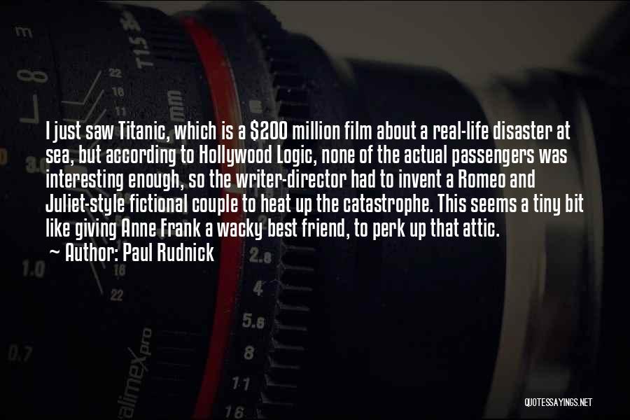 Paul Rudnick Quotes 2046460