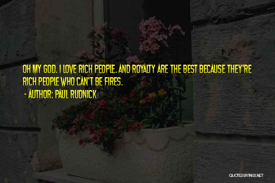 Paul Rudnick Quotes 364827