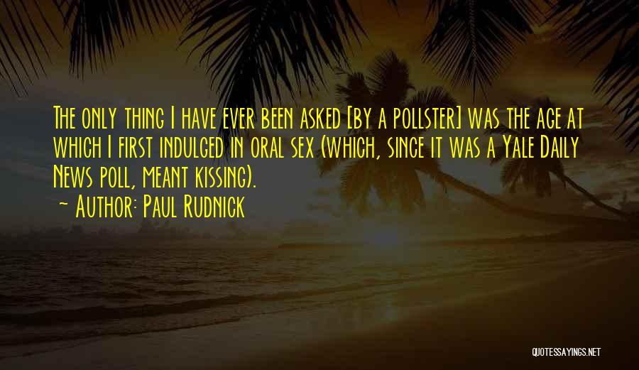 Paul Rudnick Quotes 380077
