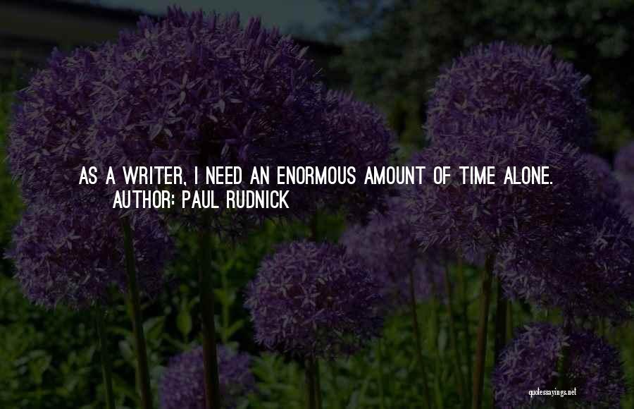 Paul Rudnick Quotes 477714