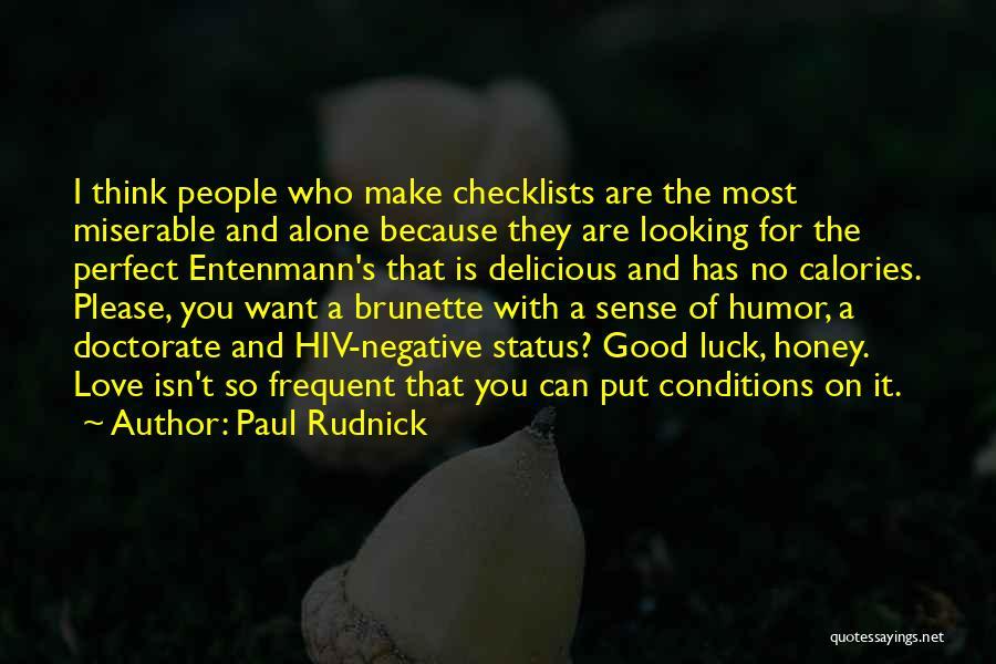 Paul Rudnick Quotes 834835