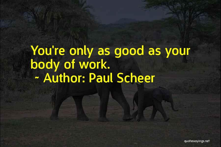Paul Scheer Quotes 1063631