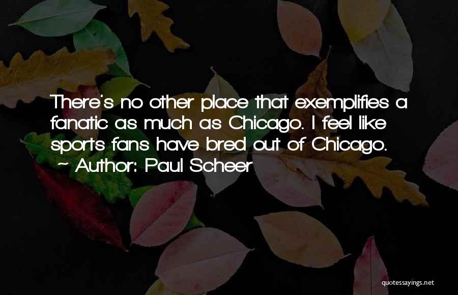 Paul Scheer Quotes 1102832