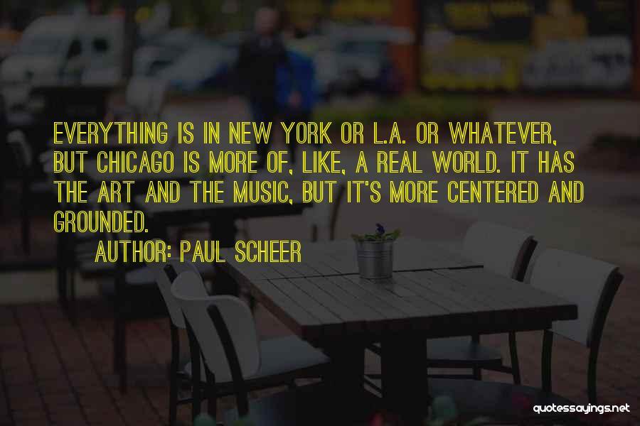Paul Scheer Quotes 1725217