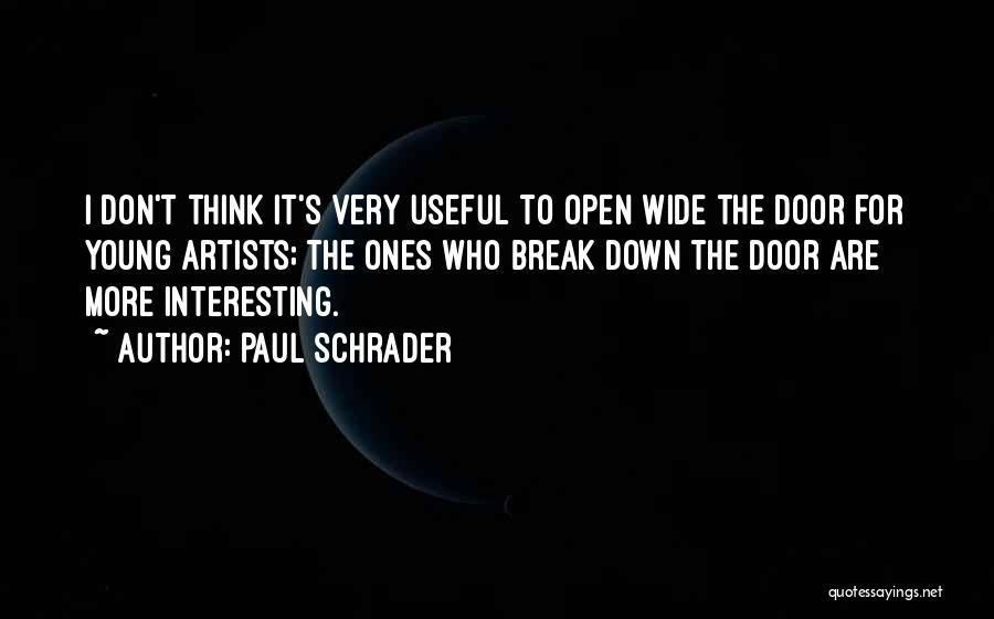 Paul Schrader Quotes 1130189