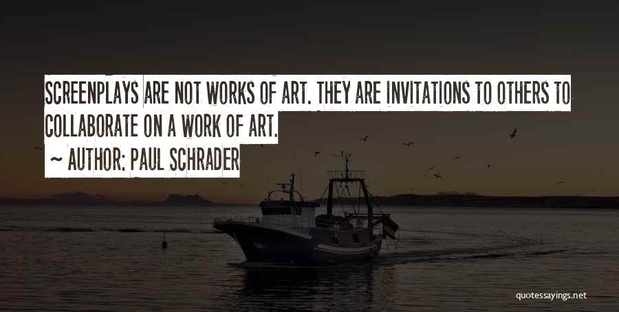 Paul Schrader Quotes 1149669