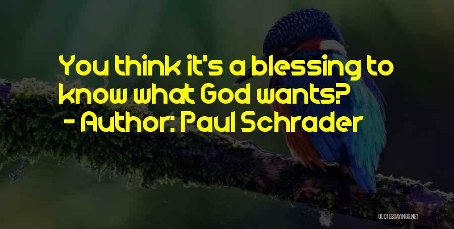 Paul Schrader Quotes 1595482