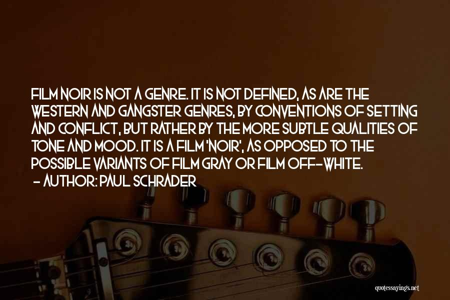 Paul Schrader Quotes 498481