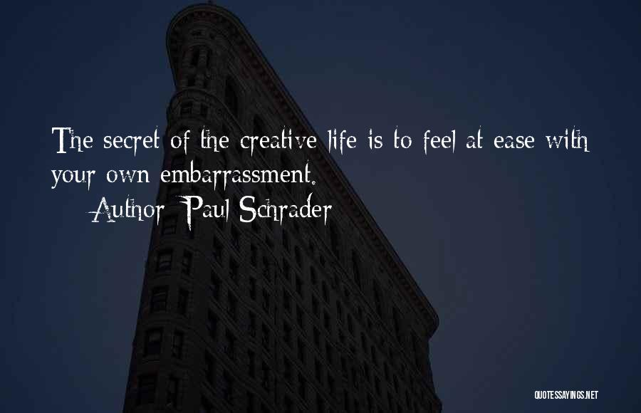 Paul Schrader Quotes 510051