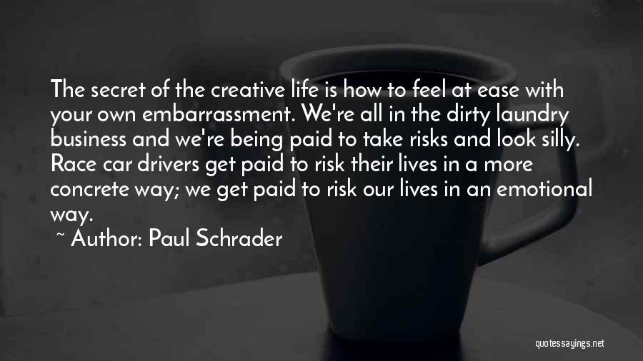 Paul Schrader Quotes 554793