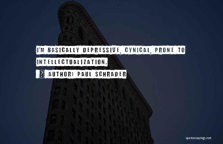 Paul Schrader Quotes 611545