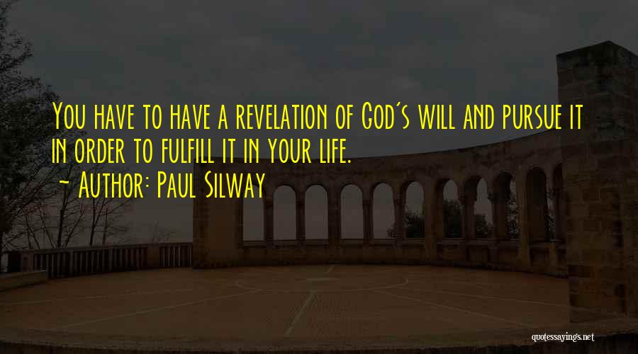 Paul Silway Quotes 1135734