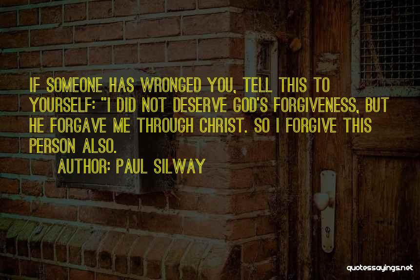 Paul Silway Quotes 2140212