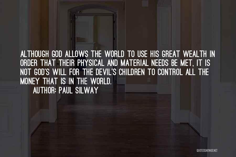 Paul Silway Quotes 224855