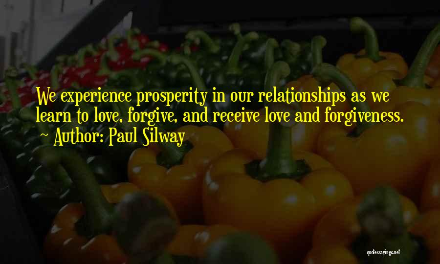 Paul Silway Quotes 351190