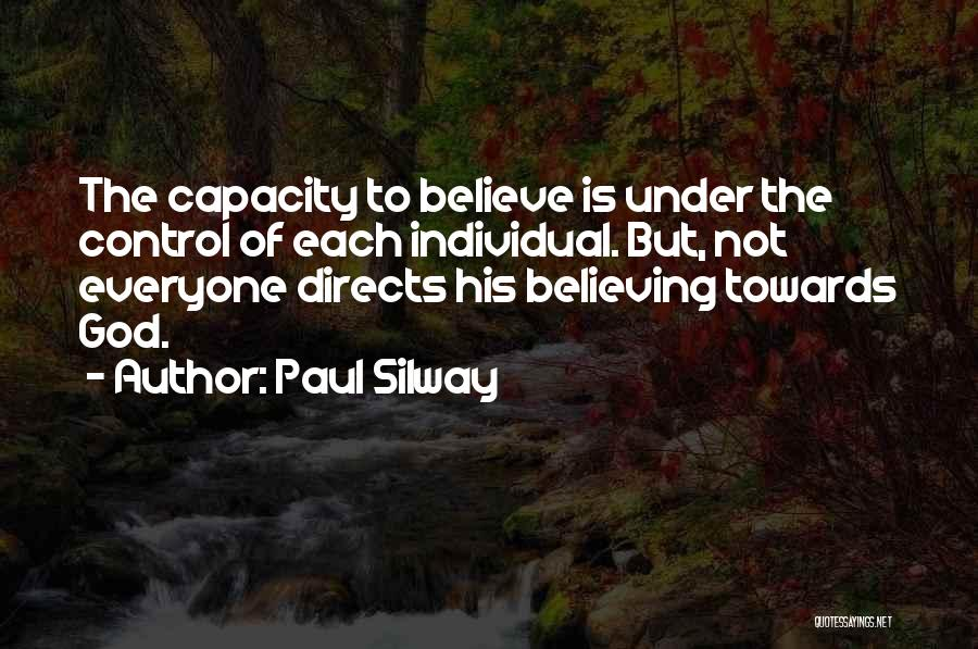 Paul Silway Quotes 672323