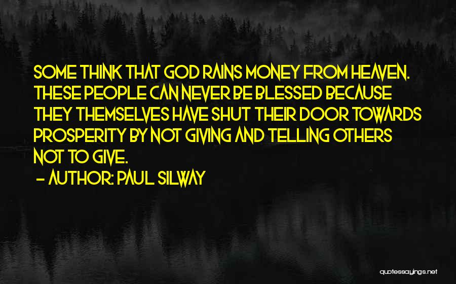 Paul Silway Quotes 761056