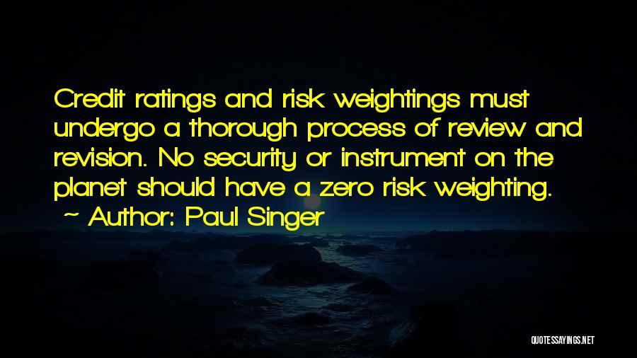 Paul Singer Quotes 1021932