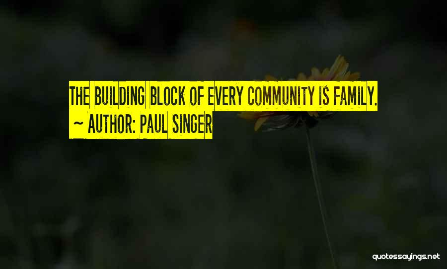 Paul Singer Quotes 1173442