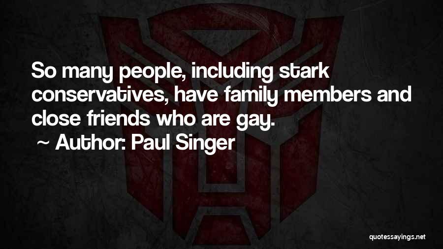 Paul Singer Quotes 1427273