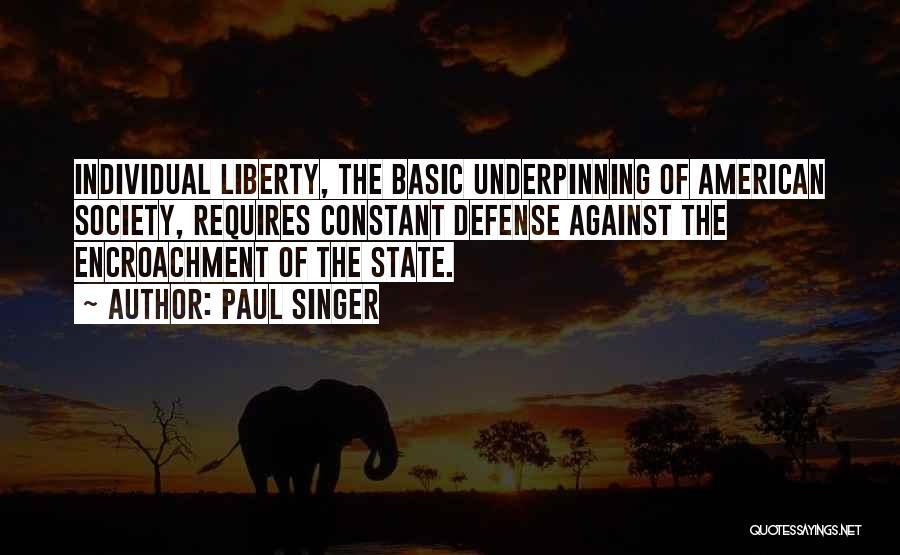 Paul Singer Quotes 1595075