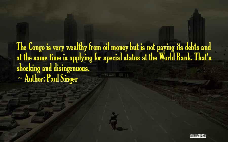 Paul Singer Quotes 1840822
