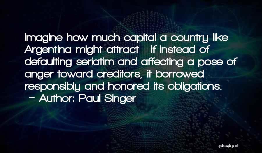 Paul Singer Quotes 1841135