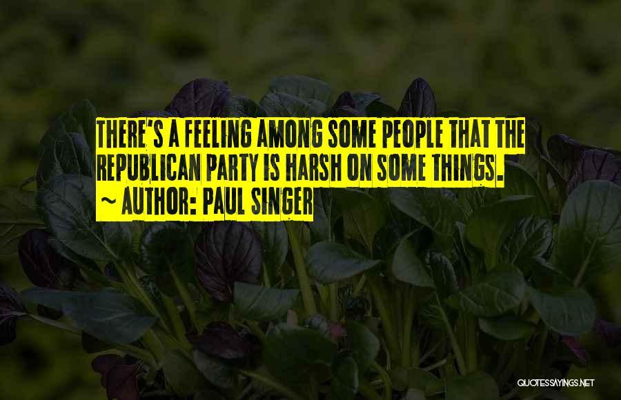 Paul Singer Quotes 2005708