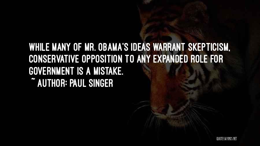 Paul Singer Quotes 2175209