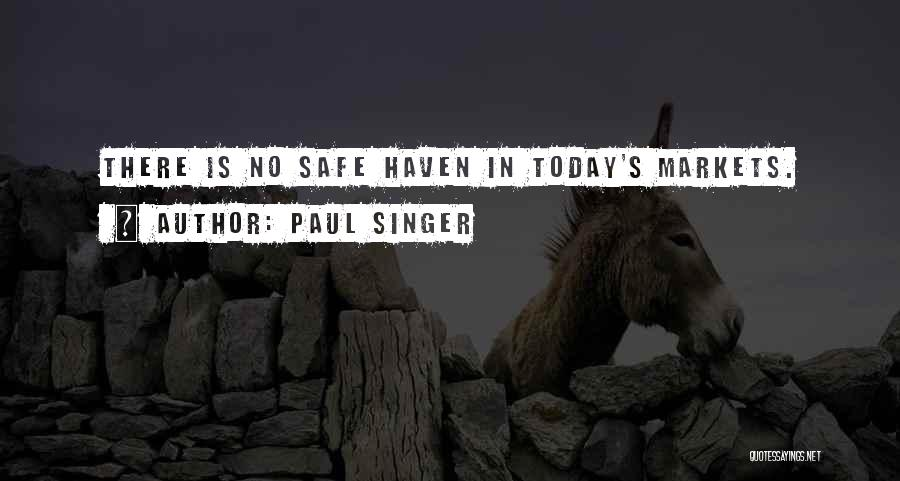 Paul Singer Quotes 284387
