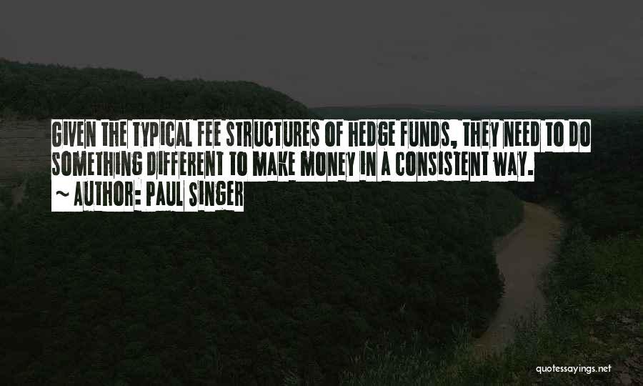 Paul Singer Quotes 637273