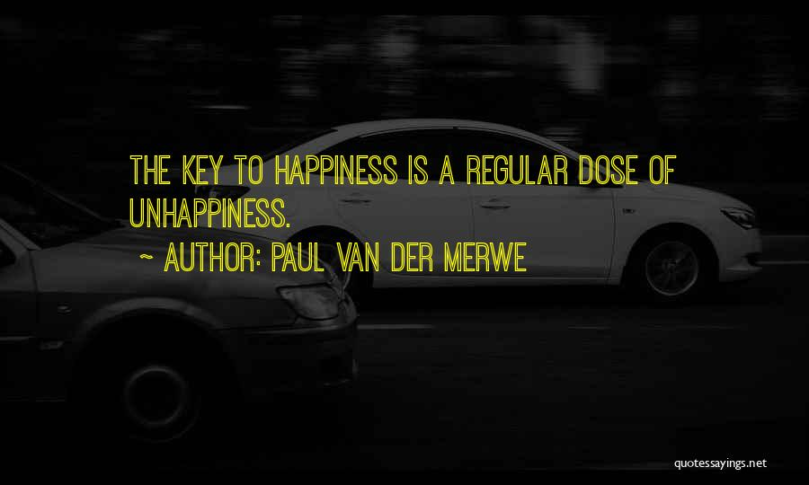 Paul Van Der Merwe Quotes 1279447