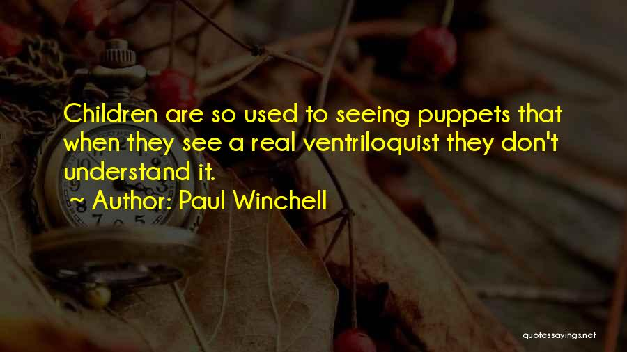 Paul Winchell Quotes 1843168