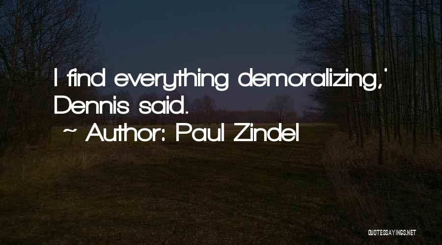 Paul Zindel Quotes 436971