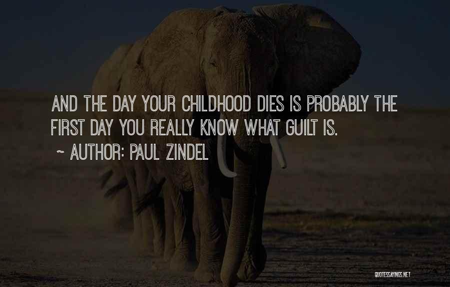 Paul Zindel Quotes 745189