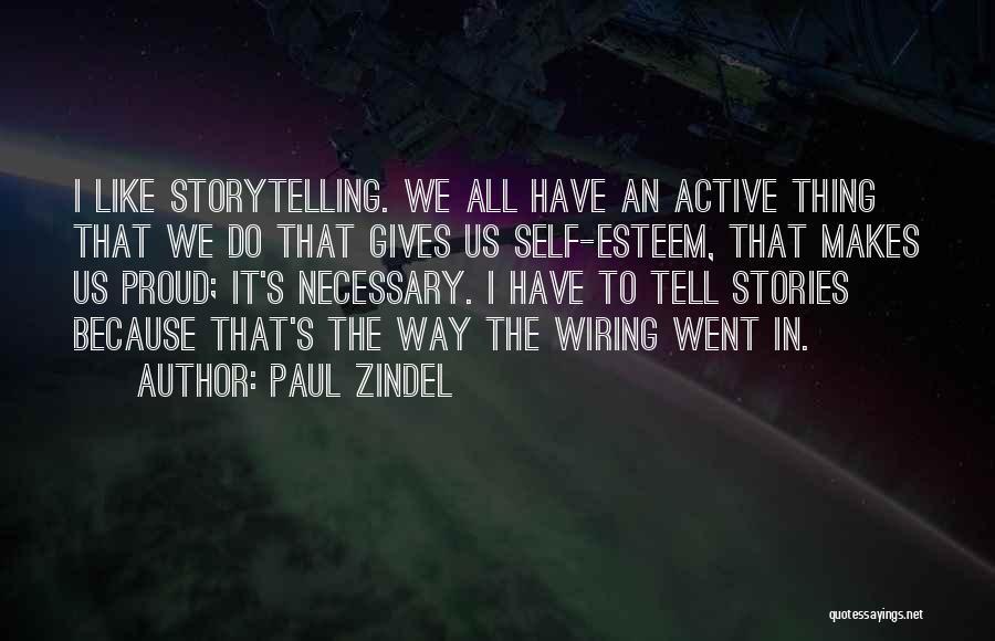 Paul Zindel Quotes 942913