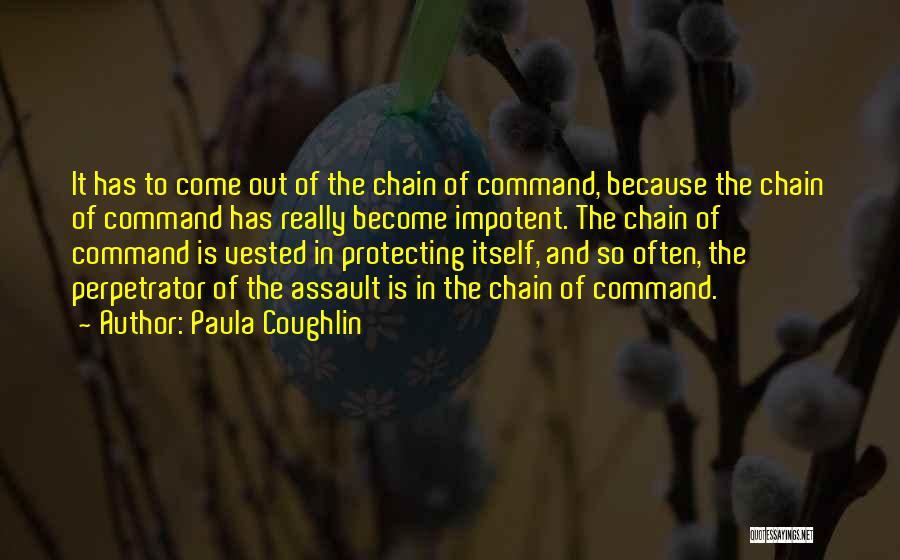 Paula Coughlin Quotes 1485955