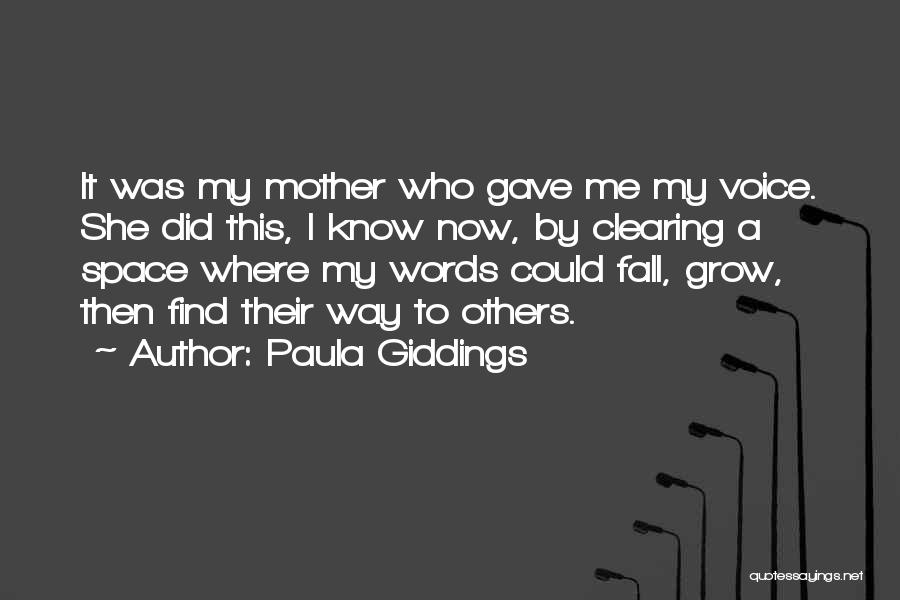 Paula Giddings Quotes 824857