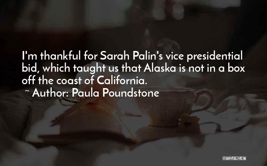 Paula Poundstone Quotes 1023686