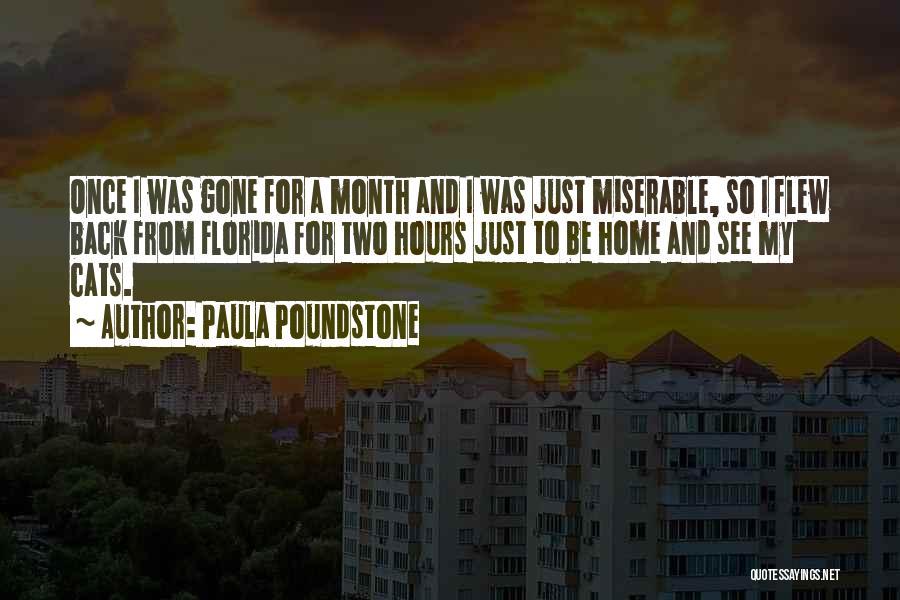 Paula Poundstone Quotes 1057142