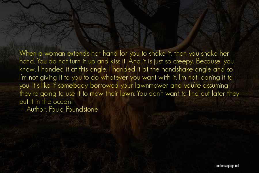Paula Poundstone Quotes 113029