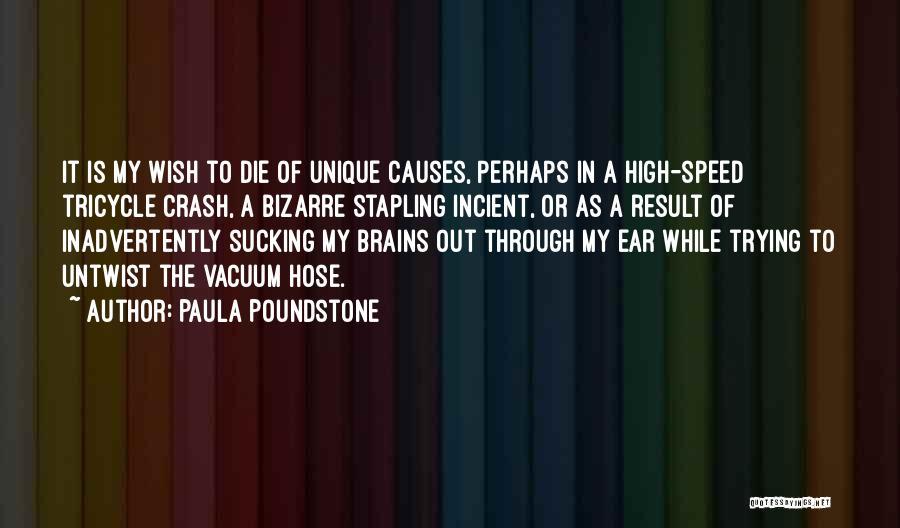 Paula Poundstone Quotes 1391570