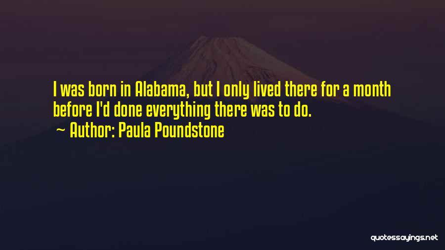 Paula Poundstone Quotes 1560757