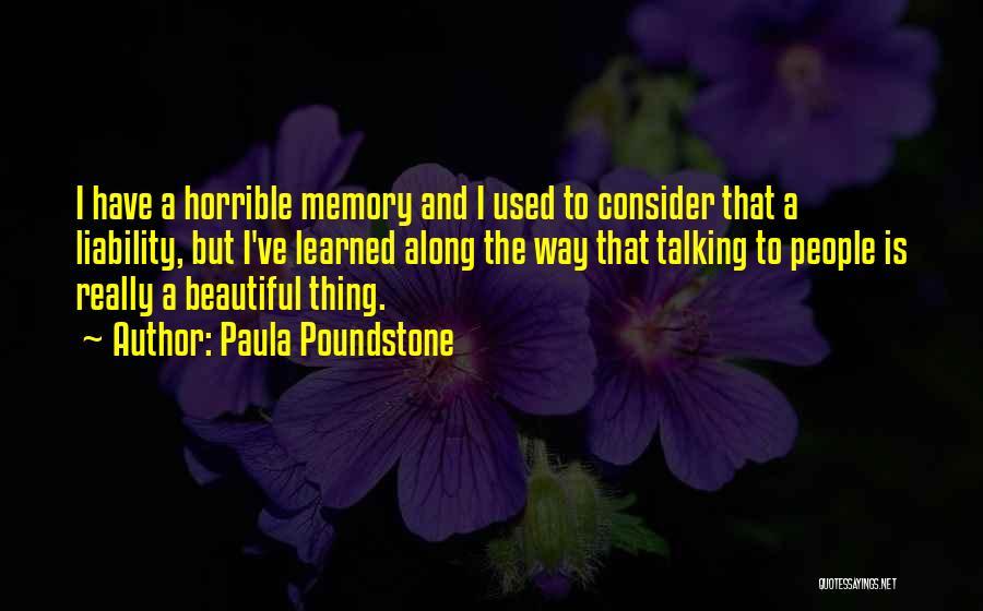 Paula Poundstone Quotes 1611323