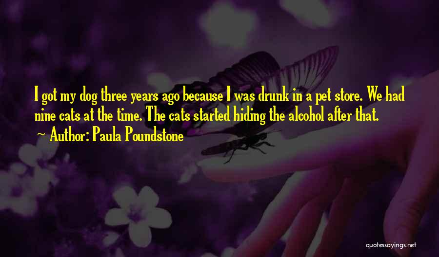 Paula Poundstone Quotes 1846187