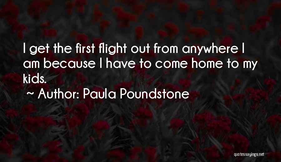 Paula Poundstone Quotes 2034682