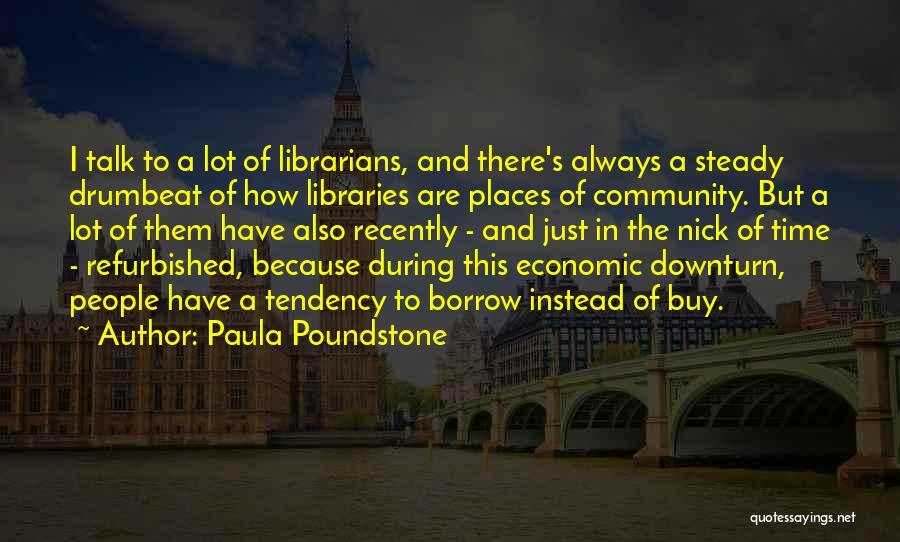 Paula Poundstone Quotes 2085415